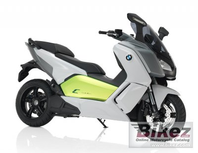 2016 BMW C Evolution