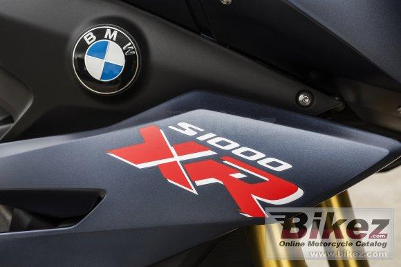 2017 BMW S 1000 XR