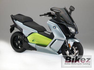2017 BMW C Evolution