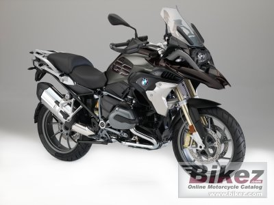 2017 BMW R 1200 GS specifications and pictures
