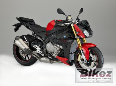 2017 BMW S 1000 R specifications and pictures