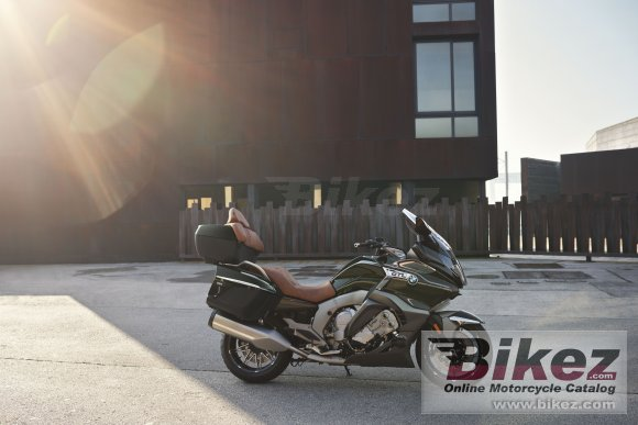 2018 BMW K 1600 GTL