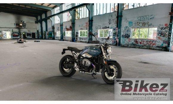 2018 BMW R nine T Pure C