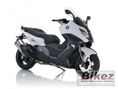 2018 BMW C 650 Sport Highline LS