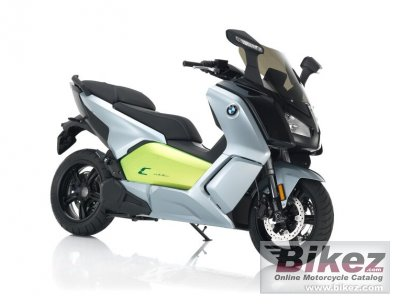 2018 Bmw C Evolution Specifications And Pictures