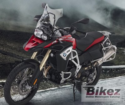 2018 BMW F 800 GS Adventure