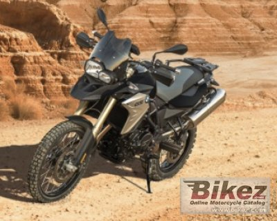 2018 BMW F 800 GS Blackline LS