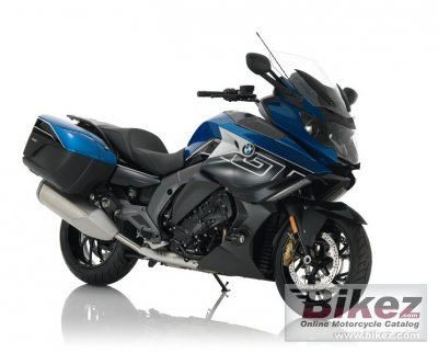 2018 Bmw K 1600 Gt Sport Specifications And Pictures