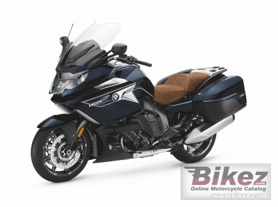 2018 BMW K 1600 GT specifications and pictures