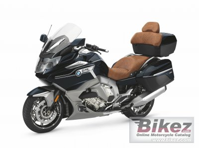 2018 Bmw K 1600 Gtl Specifications And Pictures