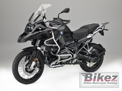 2018 BMW R 1200 GS xDrive Hybrid