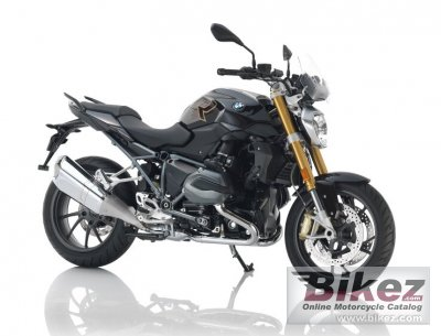 2018 BMW R 1200 R Exclusive