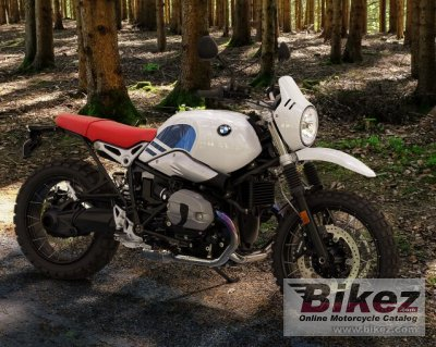 2018 BMW R nineT Urban GS X