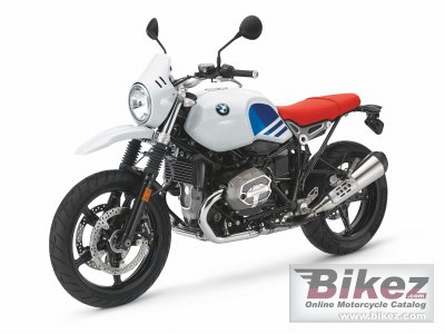 2018 BMW R nineT Urban GS