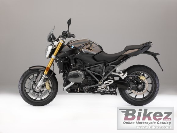 2019 BMW R 1200 R