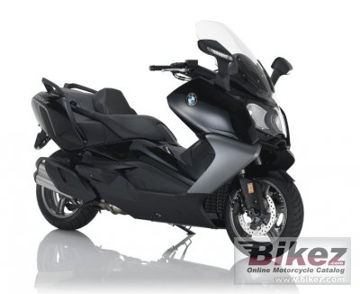 2019 BMW C 650 GT Highline