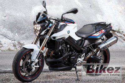 2019 Bmw F 800 R Specifications And Pictures