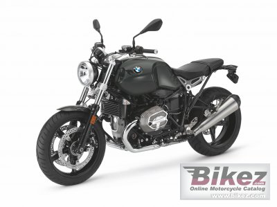 2019 BMW R nine T Pure