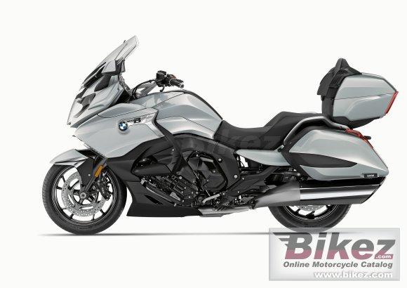 2020 BMW K 1600 Grand America