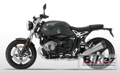 2020 BMW R nine T Pure Sport