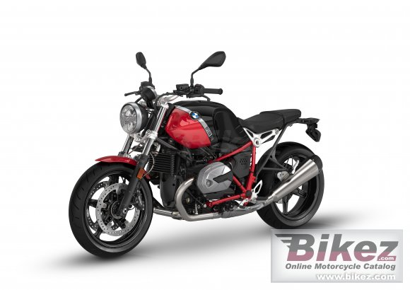2021 BMW R nine T Pure