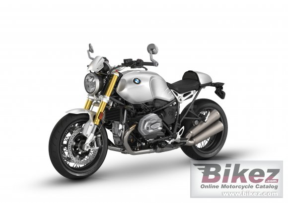 2021 BMW R nineT