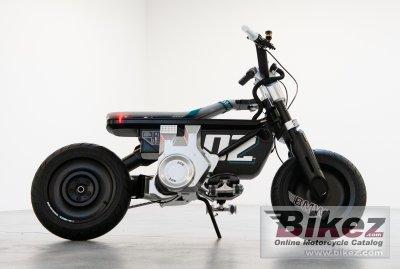2021 BMW Concept CE02