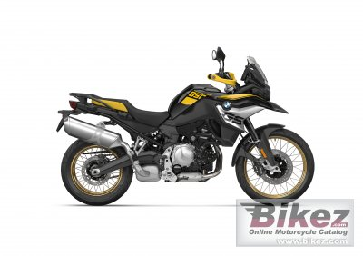 2021 BMW F 850 GS Edition 40 Years GS