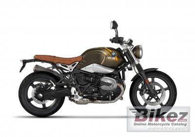 2021 BMW R nineT Scrambler