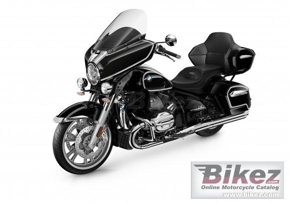 2022 BMW R 18 Transcontinental
