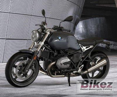 2022 BMW R nine T Pure