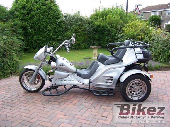 2009 Boom Trikes Fun 500 Automatic