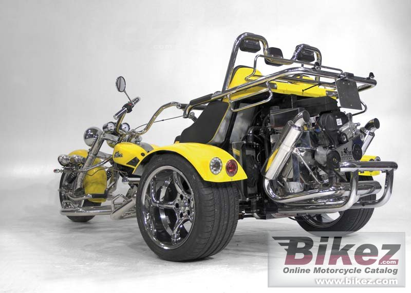 Big Boom Trikes classic family picture and wallpaper from Bikez.com