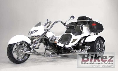 2009 Boom Trikes Classic Chopper