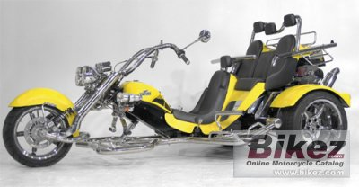 2009 Boom Trikes Muscle Family