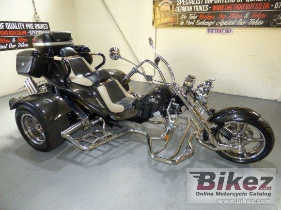2010 Boom Trikes Classic Low Rider