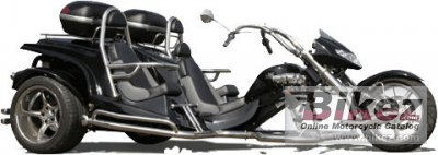 2010 Boom Trikes Fighter X12 Basic photo