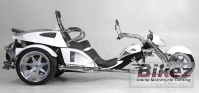 2010 Boom Trikes Fighter X11 Basic