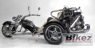 2010 Boom Trikes Muscle Low Rider