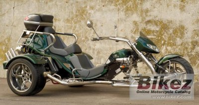 2011 Boom Trikes Muscle Low Rider photo