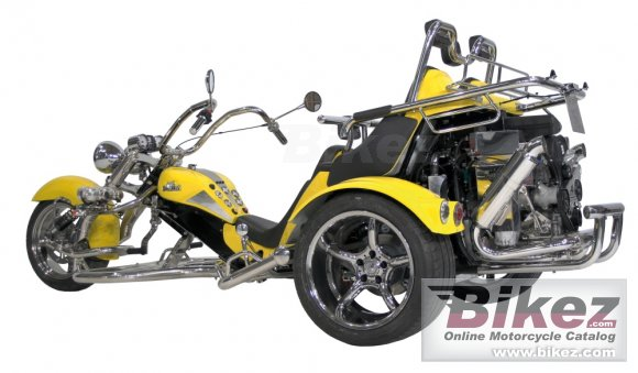 2011 Boom Trikes Muscle Family photo