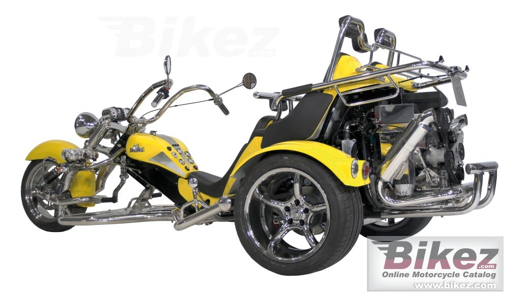 Boom Trikes muscle family