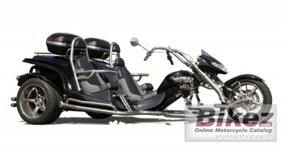 2011 Boom Trikes Fighter X12 photo