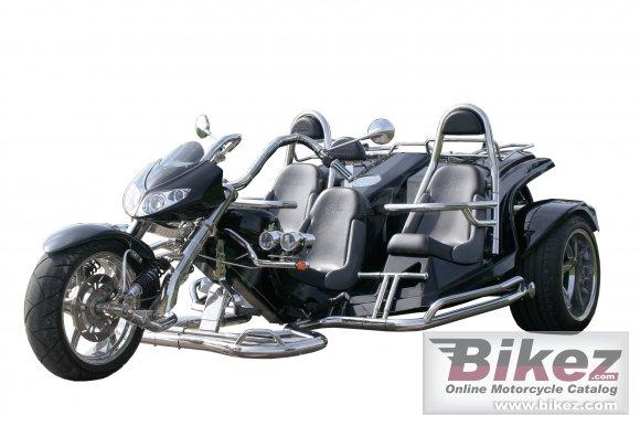 2011 Boom Trikes Fighter X12