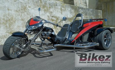 2011 Boom Trikes Mustang ST1 photo
