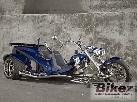 2011 Boom Trikes Mustang ST1