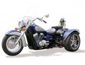 2011 Boom Trikes Shadow 750 photo