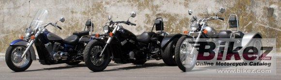 2011 Boom Trikes Shadow 750