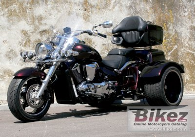 2011 Boom Trikes Intruder 1800