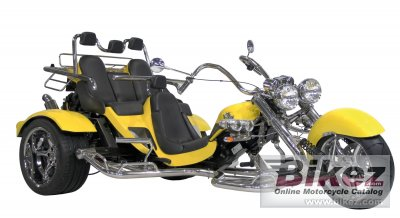 2011 Boom Trikes Muscle Family